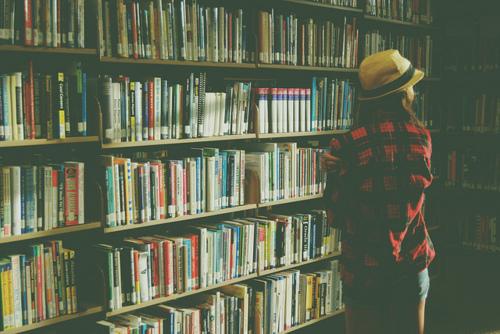Falando sobre... Biblioteca!