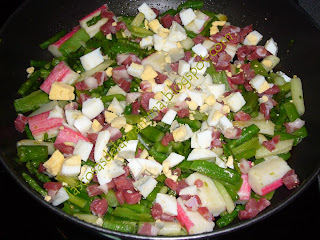 Decoraciones de ensaladas de verduras receto for Decoracion de ensaladas