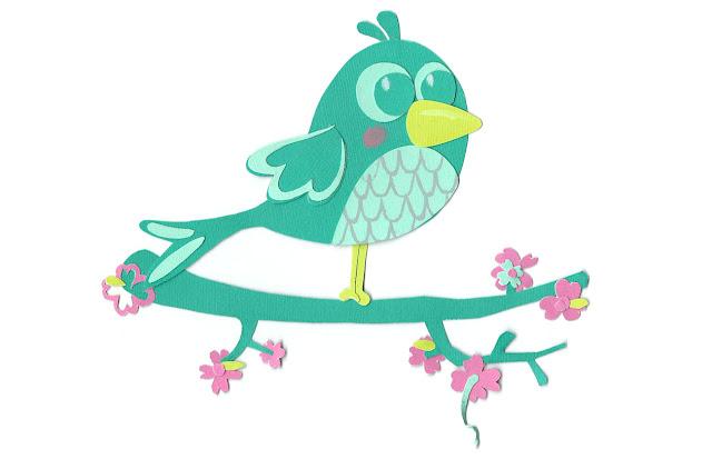 bird paper camille epplin | kmiep