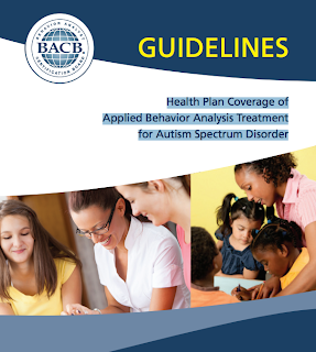 autism spectrum disorder treatment guidelines