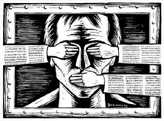 Gigantes dorminhocos: o movimento que busca censurar as redes sociais