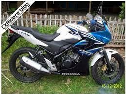 Modifikasi Honda Verza Full Fairing