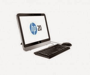 Buy HP Pavilion 20-2115IL All-In-One Entertainment PC Rs. 24274 at Snapdeal