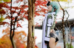Sword Art Online コスプレ Sinon