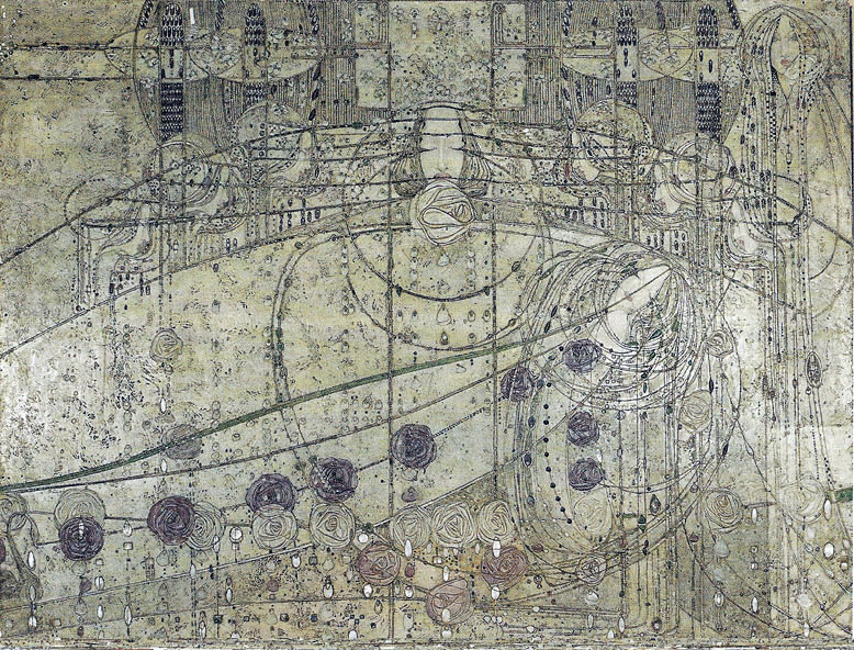 Margaret MacDonald Mackintosh: Sedem princezien