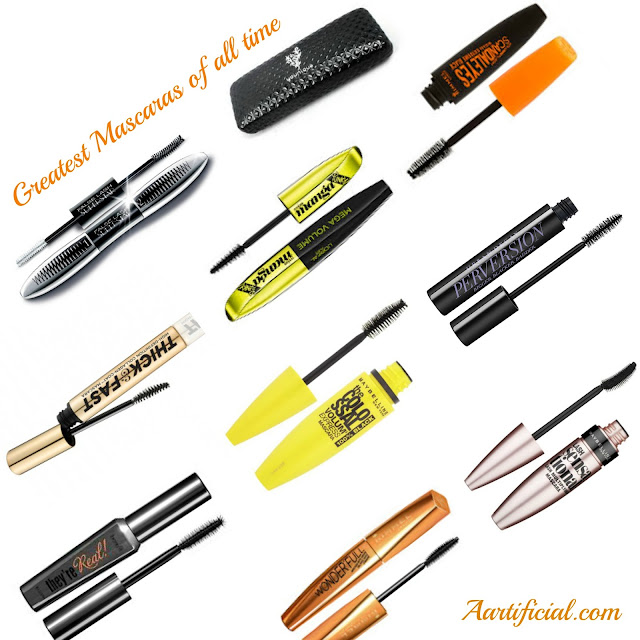 Best Mascaras of ALL Time