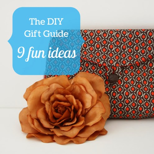 The DIY Gift Guide