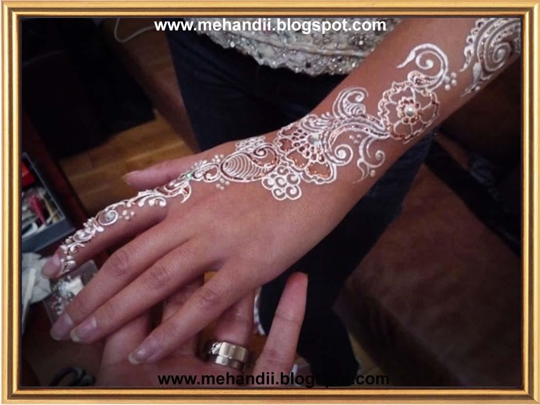 MEHNDI DESIGN Glitter Mehandi Henna Design Part 4