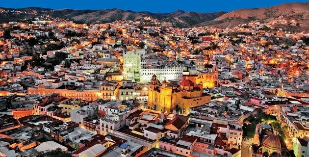 Vive Guanajuato, México