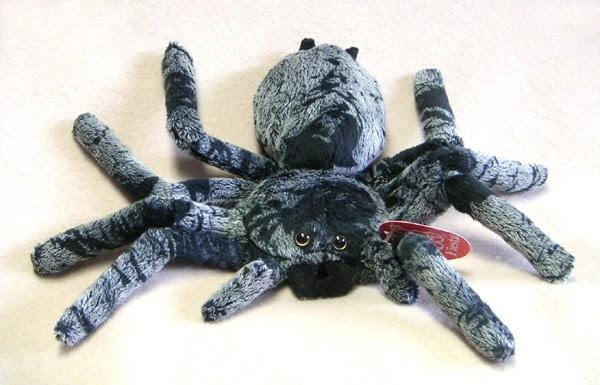 Tarantula Stuffed Animal, Tapir And Friends Animal Store Realistic Stuffed Animals And Plastic Animals Stuffed Tarantula
