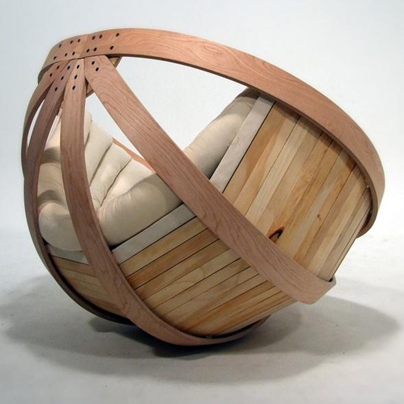 Decora y disena silla cuna mecedora para adultos - Mecedora diseno ...