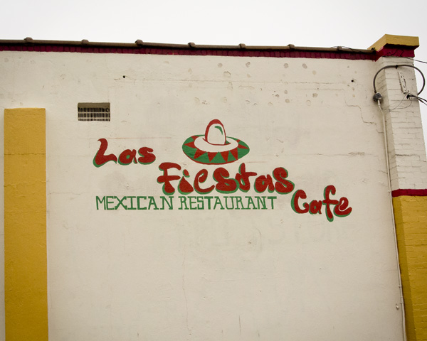 Las Fiestas Mexican Cafe in Nashville Tennessee