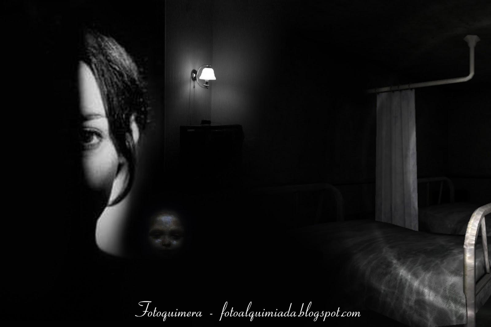 Fotoquimera: El cuarto oscuro.