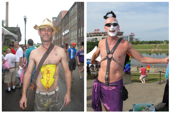 Gay pride week 2009