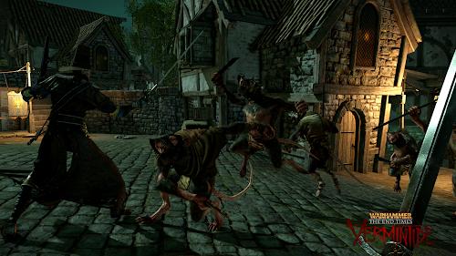 Warhammer: End Times - Vermintide Chega 23 de Outubro Para PC