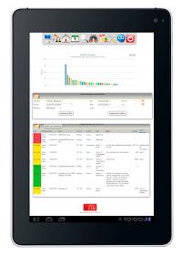 Logiciel CRM compatible tablette PC