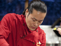 Jun Tanaka Chopped Champions Round 3 Winner