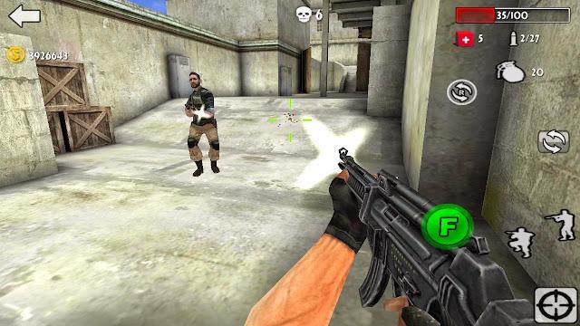 Android Gun Strike 3D Apk Apk resimi 7