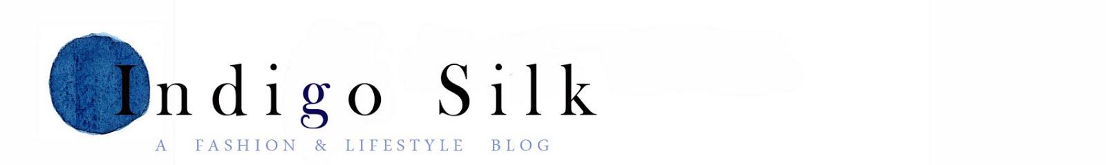 Indigo Silk