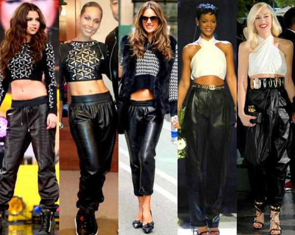Celebrities-Baggy-Leather-Pants-imprescindibles-Pantalones-de-Piel-Otoño-Invierno2013-2014-godustyle
