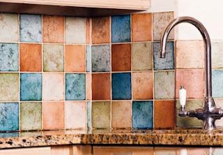 Tipos de azulejos para cocinas construya f cil - Losas de cocina ...