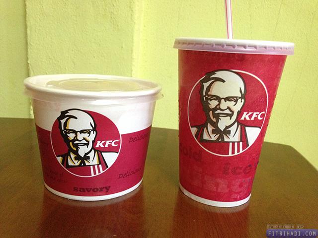 (Review) KFC Cheezy Zinger Mashed Potato