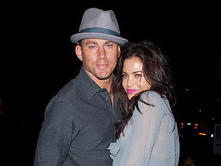 Jenna Dewan And Channing Tatum