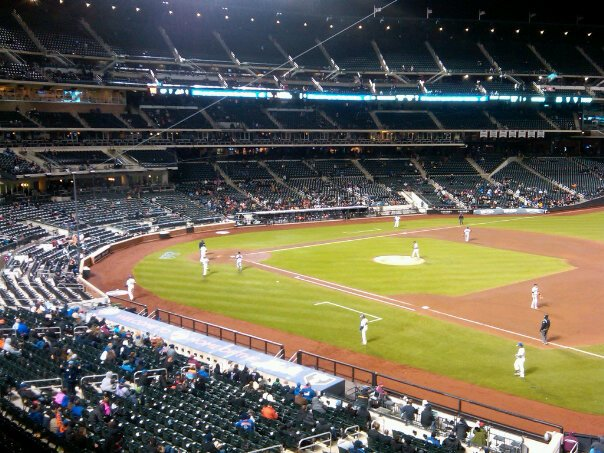 4/23/12, Night Game