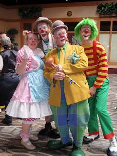 Why was band name Insane Clown Posse chosen - World Clown Association Convention