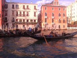 Outono...em Veneza