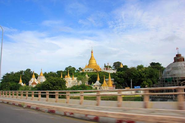 Sagaing Hill - Myanmar
