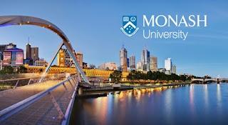 beasiswa s1 s2 monash university australia