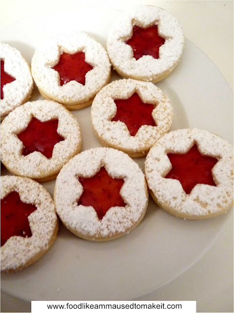 South african shortbread cookie recipe