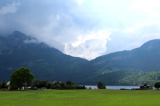 Altausseer See Berge
