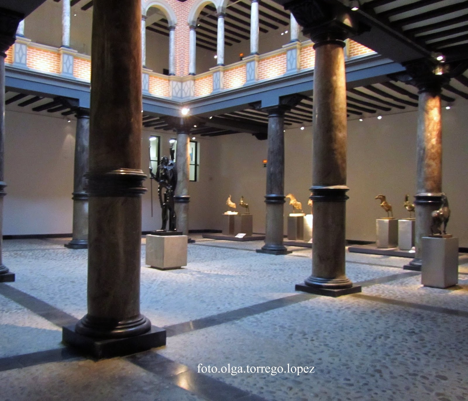 Zaragoza - Museo PABLO GARGALLO 2012
