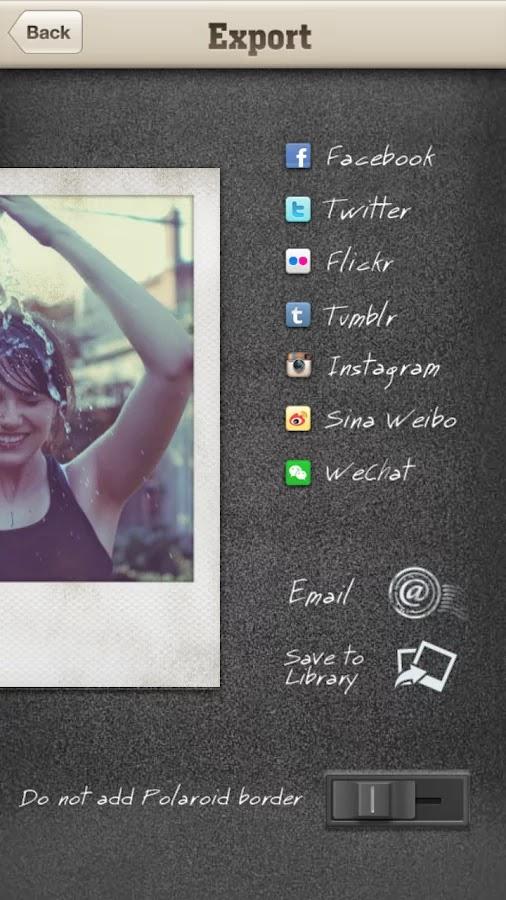 Instant: Polaroid Instant Cam v1.0.15