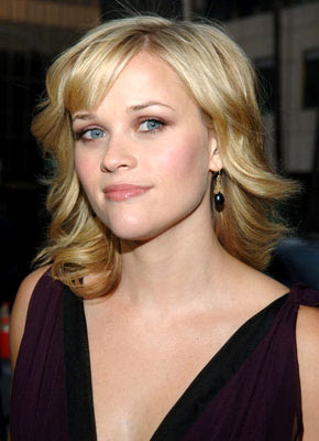 actress reese witherspoon new hairstyle image