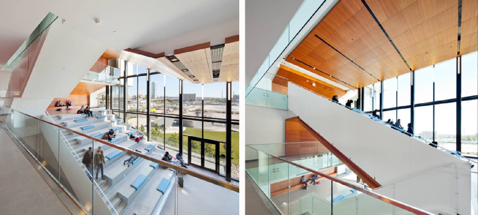 13 George Brown College Waterfront Campus By Stantec KPMB