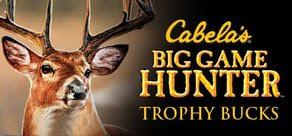 Cabela's Big Game Hunter 2008 Trophy Bucks
