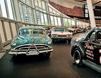NASCAR Hall of Fame - Glory Road