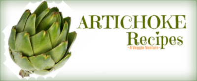 Artichoke Recipes from A Veggie Venture