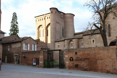 Museo Toulouse Lautrec en Albi. Blog Esteban Capdevila