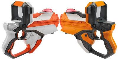 iphone laser gun