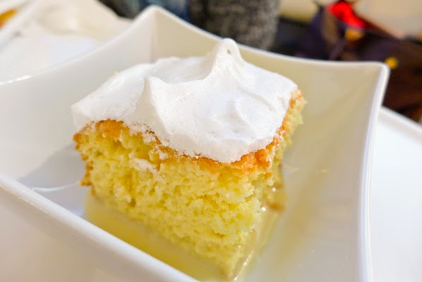 Tres Leche Cake - Latin Dessert