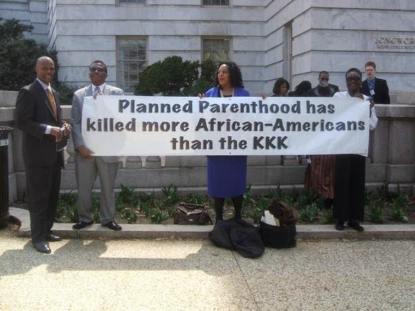 Negro's Learn About Planned Parenthood