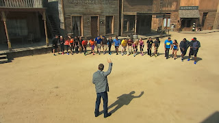 The Amazing Race 23 premiere recap