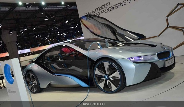 chaveirotech bmw i8 concept spyder. Black Bedroom Furniture Sets. Home Design Ideas