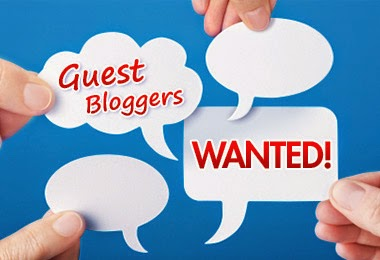 Guest Blogging - Guest Bloggers Wanted