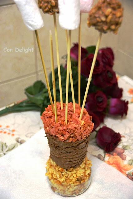 יצירת קישוט אכיל edible case creation