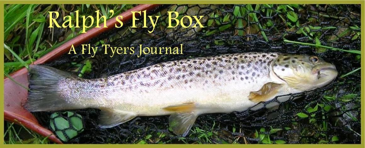 Ralph's Fly Box